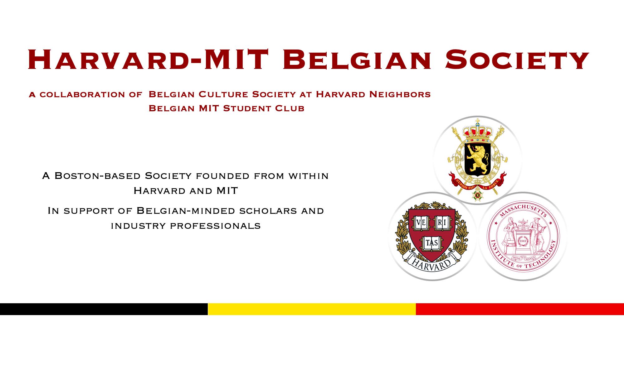 Harvard-MIT Belgian Society
